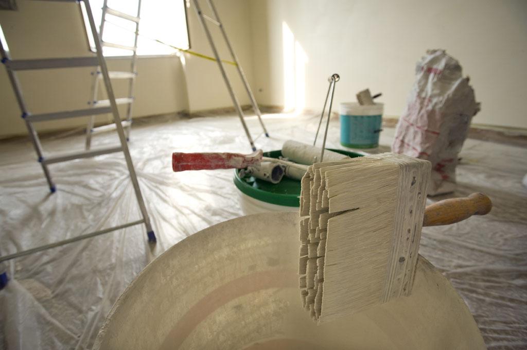 Risultato immagini per tinteggiare casa