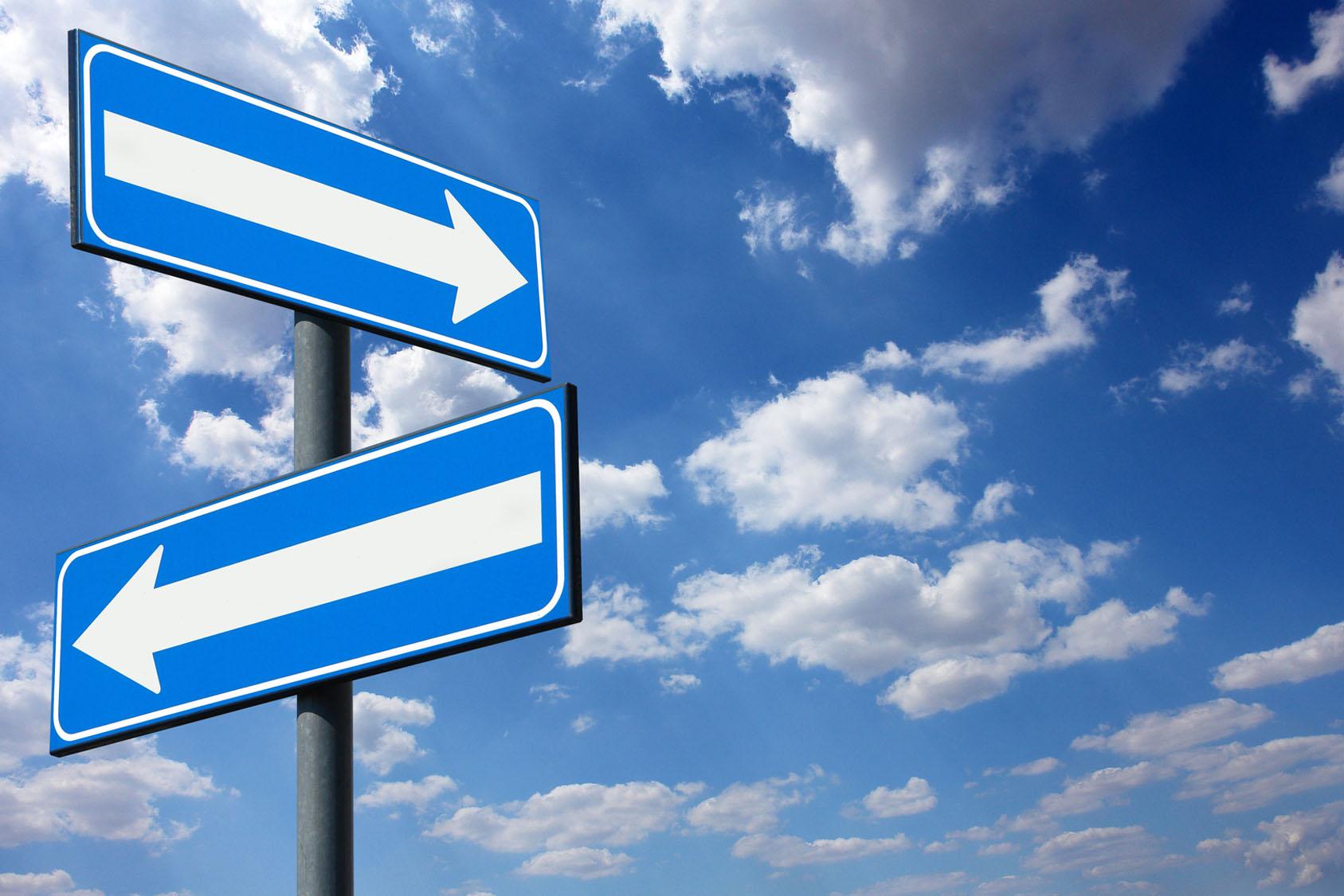 segnaletica verticale e cartelli stradali a Vicenza